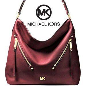 Michael Kors Evie Hobo Shoulder Bag